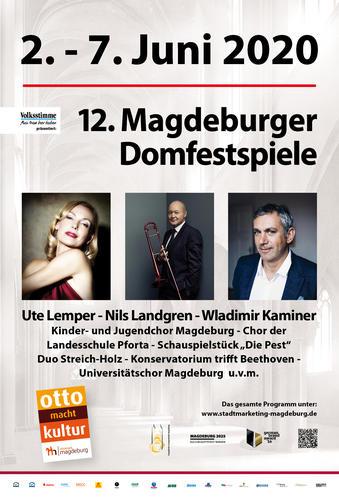 12. Magdeburger Domfestspiele