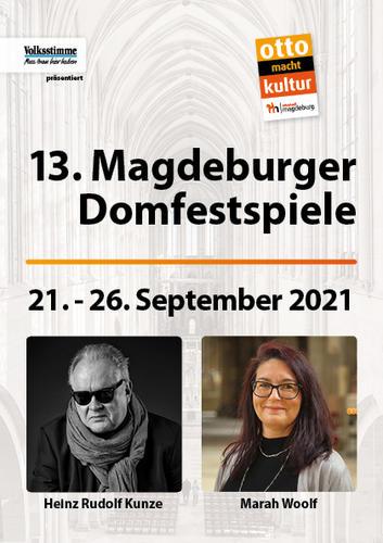 Die Domfestspiele starten am 21. September
